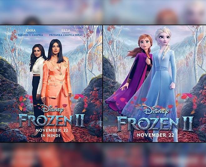 From Priyanka Parineeti In Frozen To Aishwarya In
