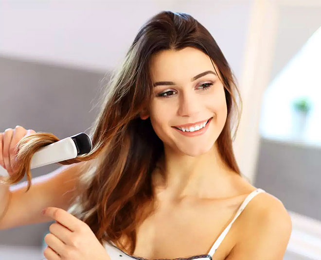 hair damage if use hair straightener tips