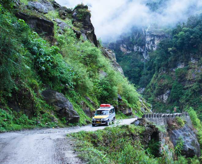 hill stations of India Main