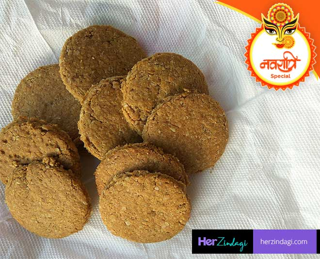 how to make rajgira biscuit main