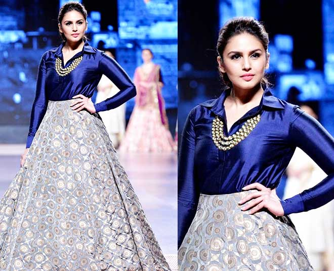 lehenga to get different look