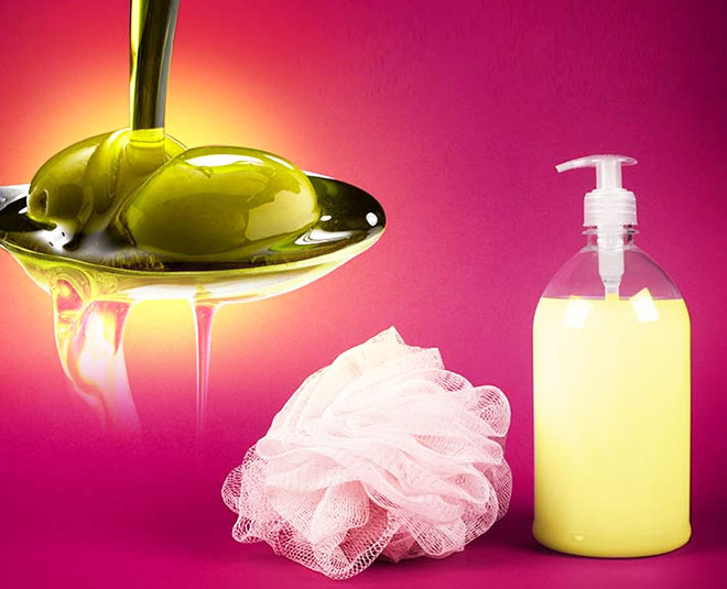make olive oil body wash at home Main