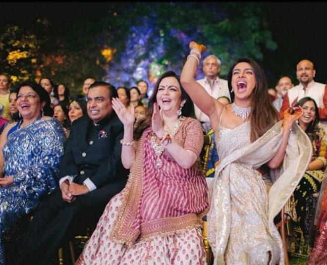 Priyanka Chopra Reveals What The Ambanis Gifted Her On The Wedding