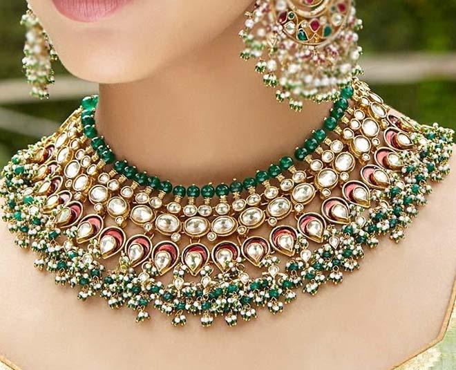 polki kundan jewellery how to differentiate Main