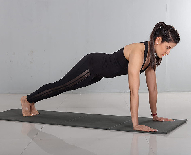 push ups for women health