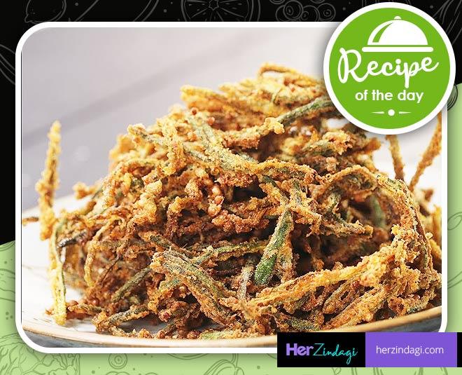 recipe bhindi
