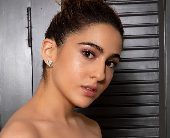 Sara Ali Khan Reveals She Uses This Mascara That Costs