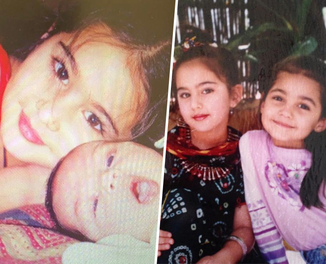 Throwback! Sara Ali Khan's Childhood Pictures With Her Friend Are ...