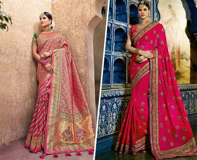saree in festive season