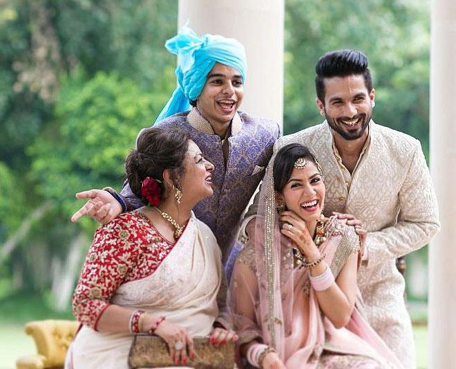 shahid kapoor mira rajput unseen wedding photos m