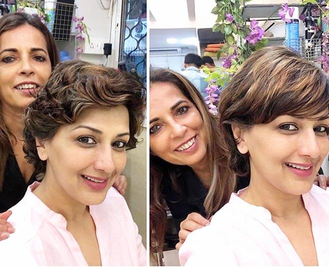 sonali bendre hairstyles main