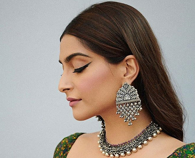 sonam kapoor thicker eyebrows