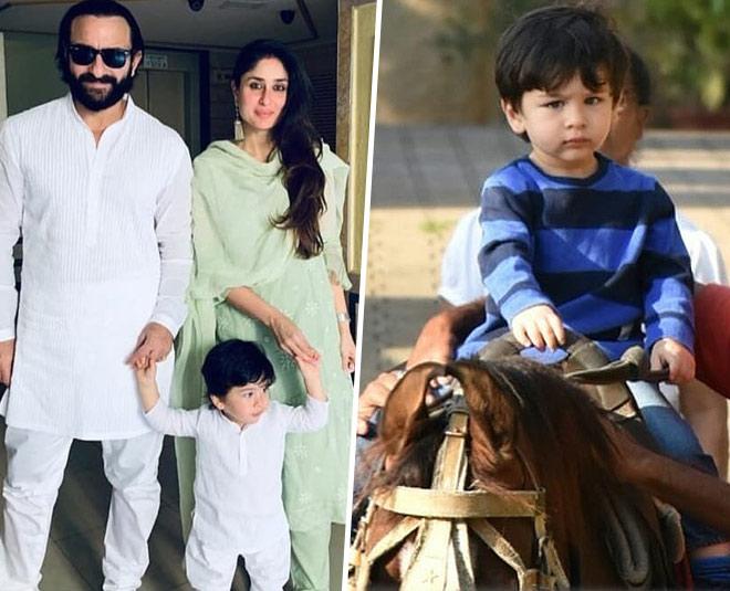 taimur son of saif ali khan huge fan following main