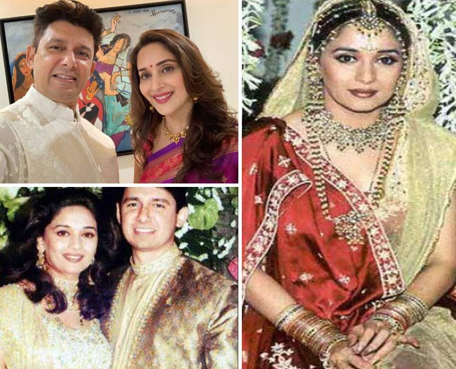 20 Years Of Togetherness: Madhuri Dixit Nene, Shriram Nene Have Been Giving  Couple Goals & Here's Proof!