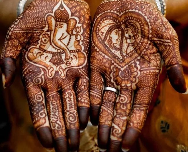 write name on mehndi design online
