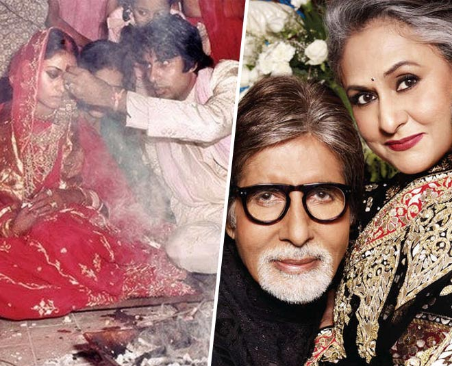 years bachchan wedding