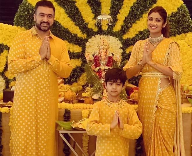 Bollywood Celebrities Celebrates Ganesh Chaturthi