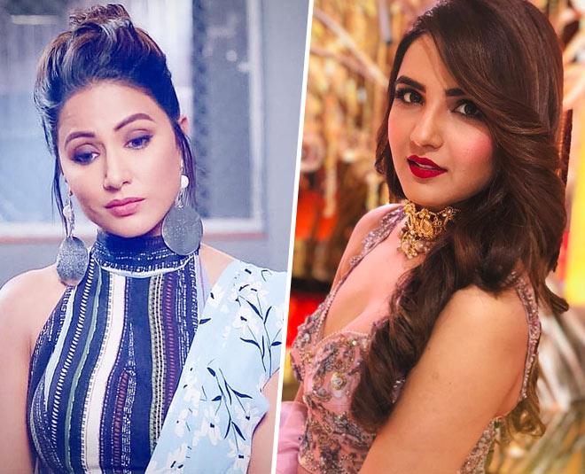 Hina Khan vs new komolika