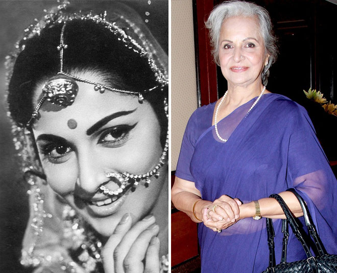 actress waheeda rehman told to  twinkle khanna that she wants to do scuba diving in age of  main