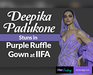 deepika padukone attractive look