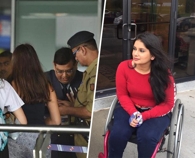 delhi airport virali modi w