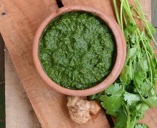 hari dhaniya chutney recipe main