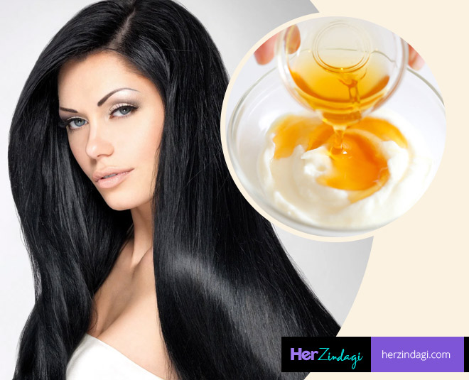 how to apply egg white on hair trick