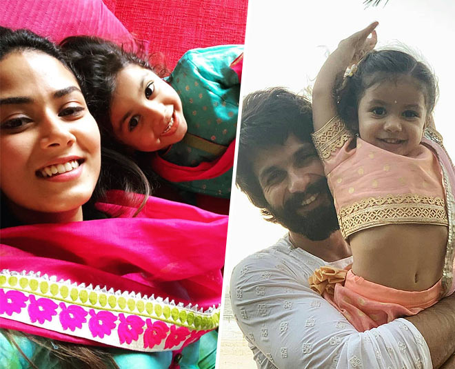 mira kapoor and shahid kapoor with adorable daughter misha kapoor main