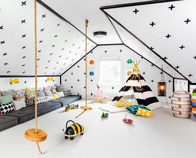 playroom ideas  make you feel  like a kid main