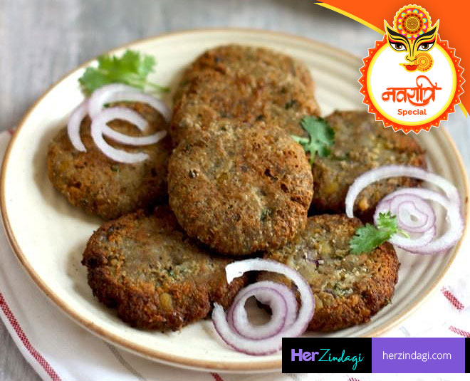 raw banana tikki recipe m