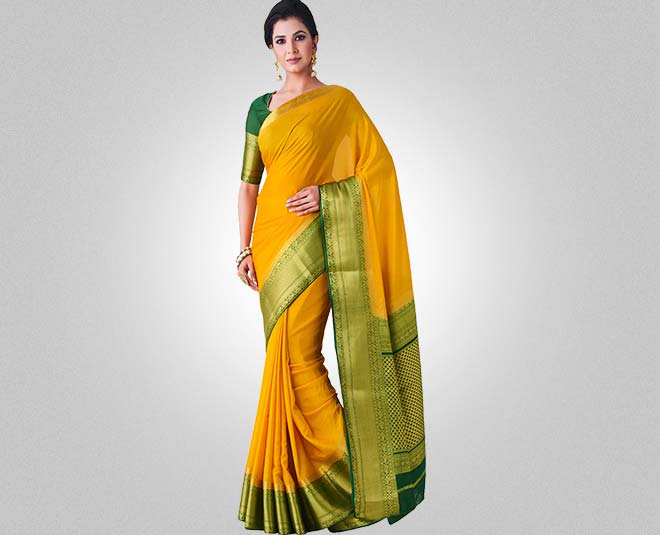 south indian saris you must try at least once inside