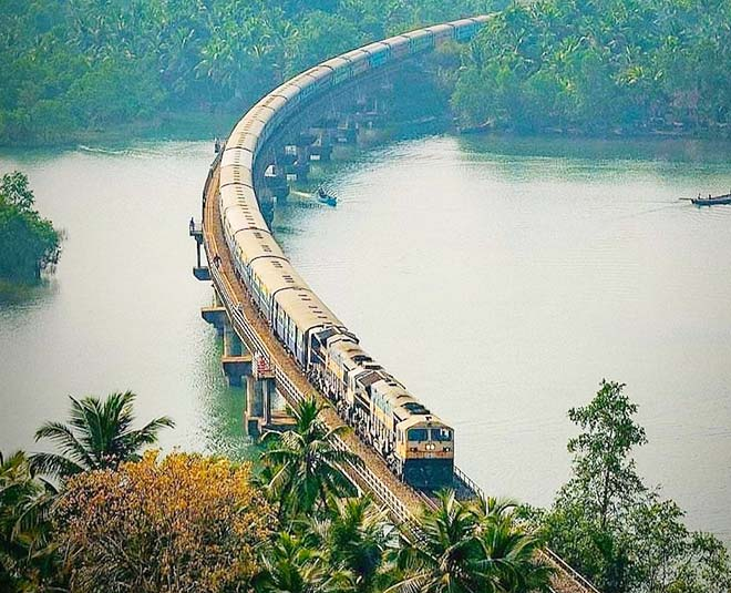 these are the longest train routes in india Main