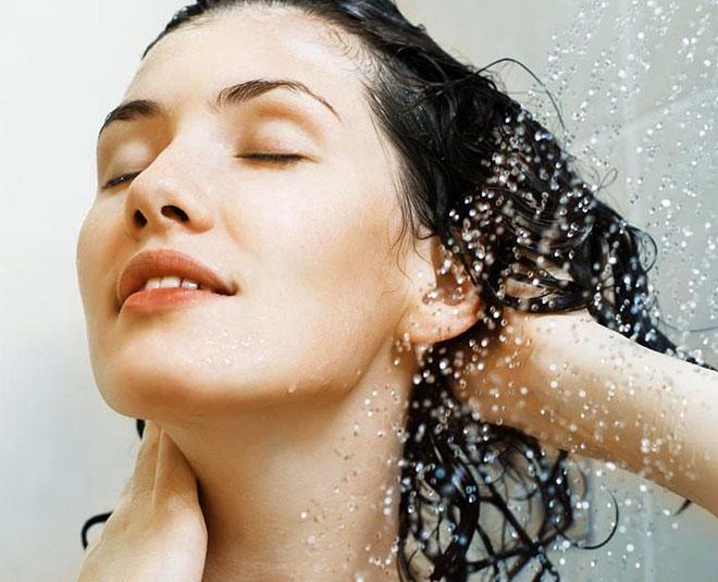 washing hair in night create problems main