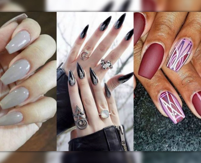 your personality with perfect nail shape main