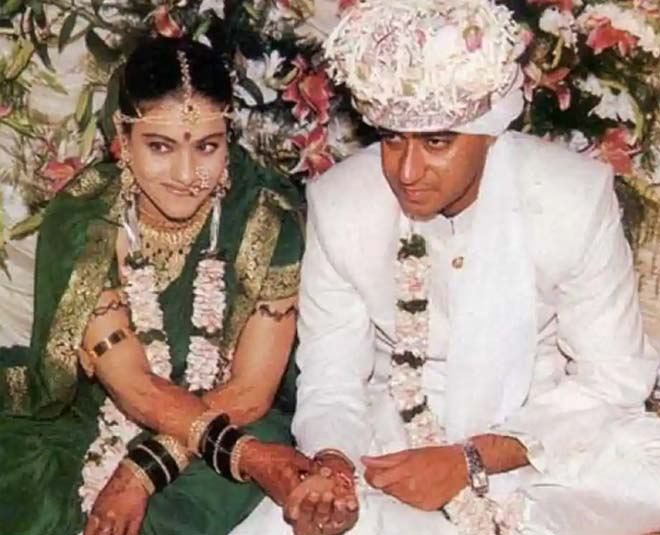 ajay kajol marriage