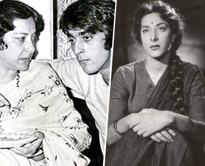 best incident of sanjay dutt and nargis dutt life
