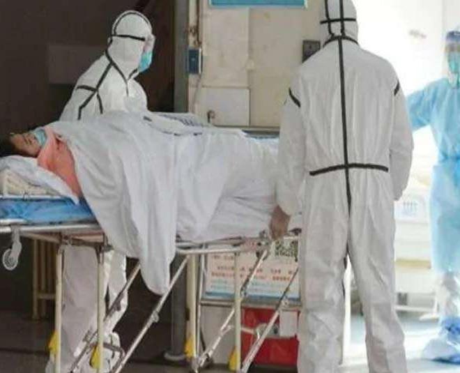 corona virus covid  infection cases increases main