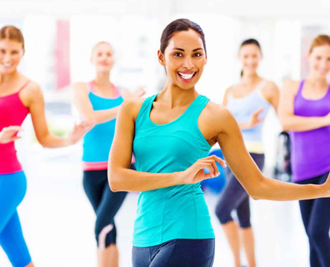 dance to lose weight m