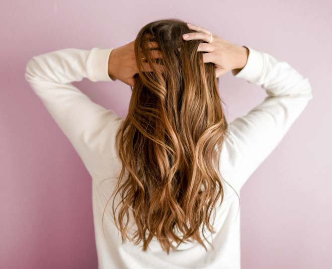 garlic oil for hair m