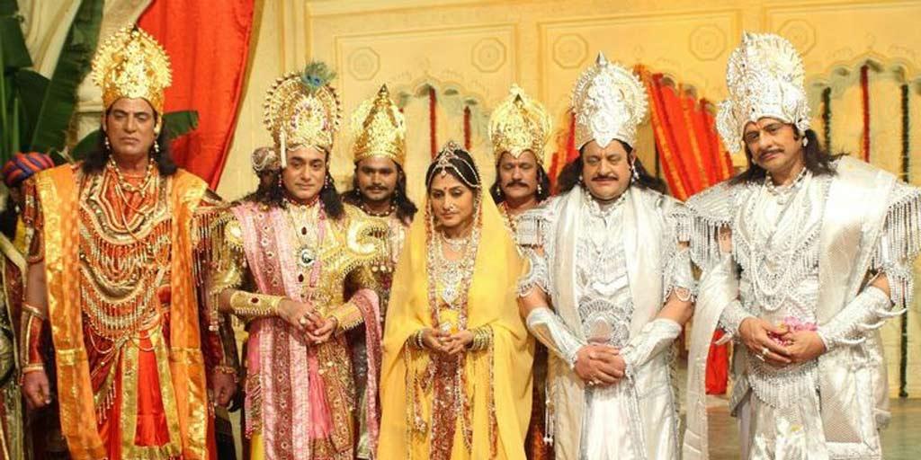Draupadi Krishna Bhishma Pitamahah Here Is How Much The Actors Of Mahabharat Charged Per Episode Back Then