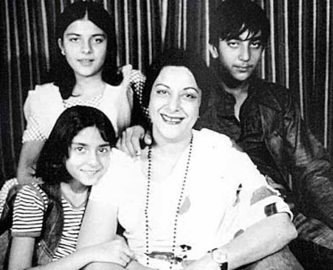 Did You Know Nargis Dutt Thought Sanjay Dutt was Gay?