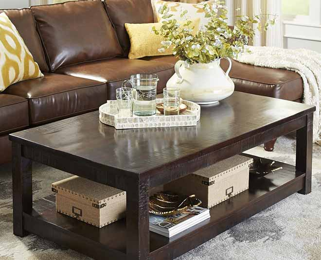 tips to decorate your coffee table