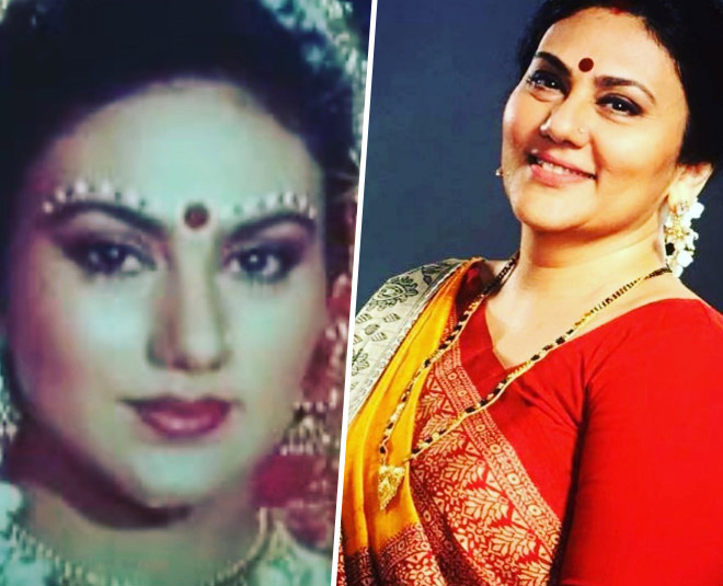 tv actress deepika chikhalia goddess sita from ramayan main