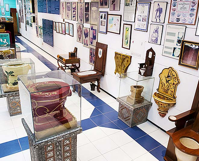 about the toilet museum of delhi travel