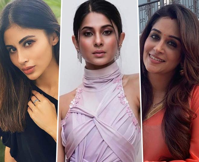 actresses  old pictures  from their  first tv serials