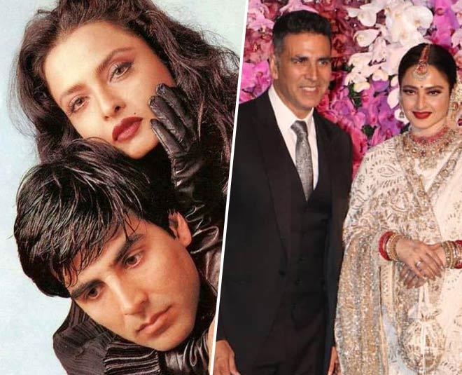 akshay kumar affair with rekha