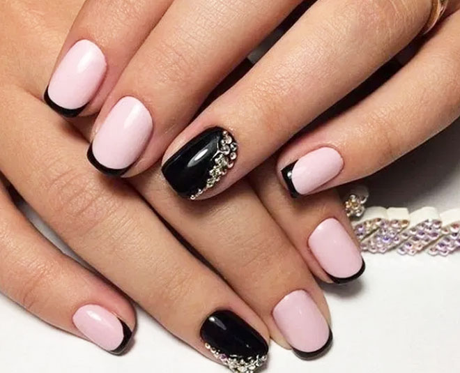 amazing French nail art beauty tips