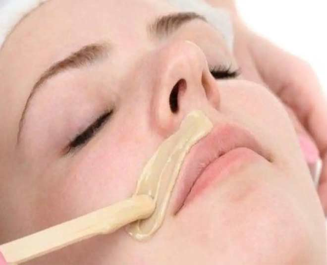 best diy pack for face hair removal