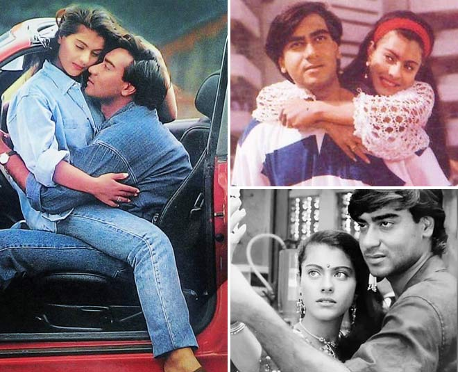 best images of ajay devgn and kajol