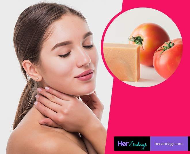 best method for diy tomato soap